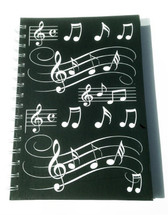 Hardback Spiral Note Book - A6 Assorted Designs
