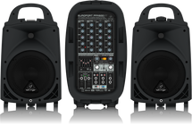 Behringer Europort PPA500BT Compact PA System