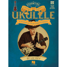Strums & Strokes for Ukulele - A Treasury of Strum-Hand Techniques