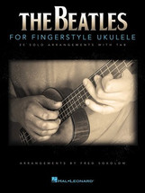 The Beatles for Fingerstyle Ukulele - 25 Solo Arrangements with Tab