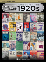 EZ Play 362 New Decade Series Songs of the 1920's