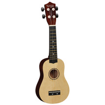 Tanglewood Concert Ukulele in Bag - Natural