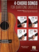 4-Chord Songs for Baritone Ukulele (G-C-D-Em)