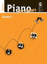 AMEB Piano for Leisure - Grade 5 - Series 2 (orange book)