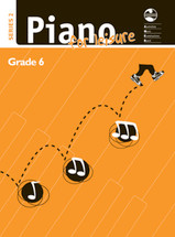 AMEB Piano for Leisure - Grade 6 - Series 2 (orange book)