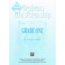 Musicianship - Orpheus TEST PAPERS  Grades 1-6