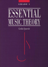 Essential Music Theory - Spearritt Series Grade 1-6