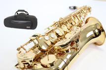 NUOVA Student Alto Saxophone & Case - LAST STOCK AVAILABLE