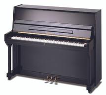 BEALE UP115M2 Acoustic Upright Piano - Ebony/Polished Black