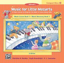 Music for Little Mozarts - CD 1  (2 CD set)