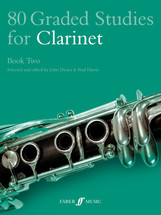 80 Graded Studies for Clarinet - Book Two