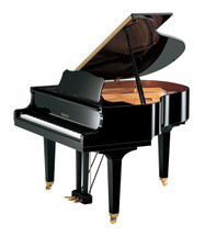 Yamaha GB1K Baby Grand Piano - Polished Ebony