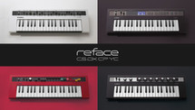 Yamaha Reface Series Synthesizers - CS/CP/DX and YC
