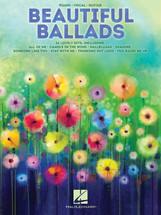 Beautiful Ballads - Piano/Vocal/Guitar