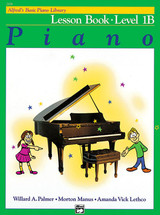 Alfred Basic Piano Course : Book Level 1B