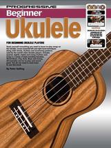 Progressive Beginner Ukulele Book/CD/DVD