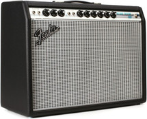 Fender '68 Custom Twin Reverb - 85 watt 212 ALL VALVE Guitar Amplifier