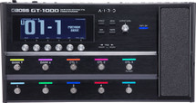 BOSS GT 1000 Guitar Multi FX Processor Unit