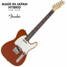 FENDER - MADE IN JAPAN Hybrid 60s Telecaster® Electric Guitar - CTG