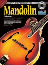 Progressive Mandolin Book & CD