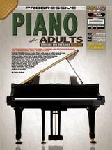Progressive Piano Method for Adults