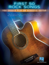 First 50 Rock Songs You Should Play on Acoustic Guitar