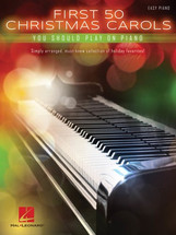 First 50 Christmas Carols You Should Play On Piano - Easy Piano