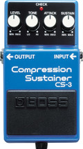 BOSS CS-3 Compressor Sustainer FX Pedal