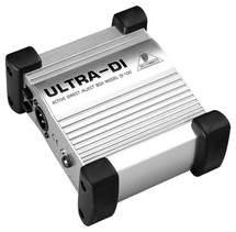 Behringer Ultra DI DI100 Box