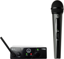 AKG WMS40 Mini Single Wireless Vocal Mic