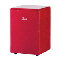 PEARL Red Sparkle Boom Box Cajon