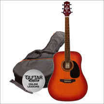 Ashton SPD25 Acoustic Guitar Pack