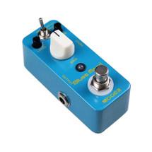 MOOER Blues Mood Overdrive Mini FX Pedal