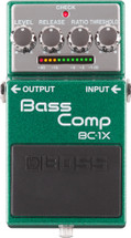 BOSS BC-1X  Bass Comp FX Pedal