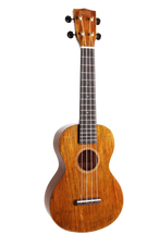 Mahalo Hano Concert Ukulele in Gig Bag - Natural/Black/Blue/Red