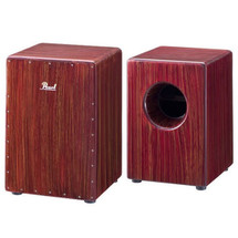 PEARL Boom Box Burgundy Mix Cajon