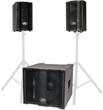 PEAVEY Triflex 100-watt PA System