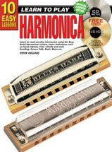 Learn to Play HARMONICA - 10 Easy Lessons