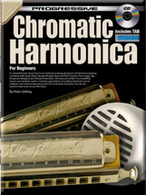 Progressive Chromatic Harmonica