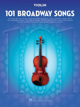 101 Broadway Songs for Various Instruments