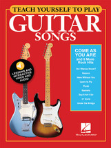 Teach Yourself to Play Guitar Songs
