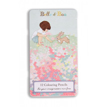 Belle's Meadow Pencil Tin