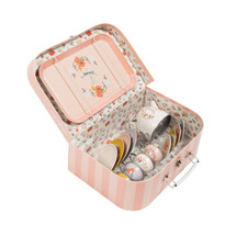Les Parisiennes Tea Set From Roty