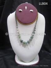 nomadic boho fashion gemstone choker