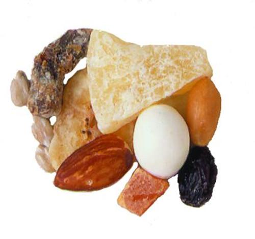 I'Tropical Mix N/S (Peanuts, Raisins, Yogurt, Raisins & peanuts, Papaya, Pineapple, Dates, Banana Chips, Sunflower Seeds, Almonds)