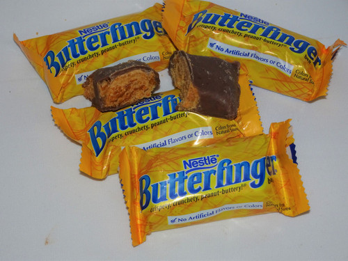 BUTTER FINGER