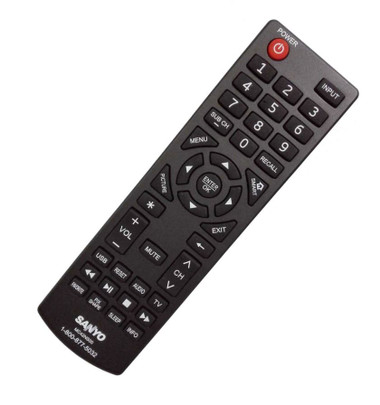 Sanyo Mc42ns00 Remote Control