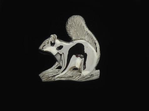 Squirrel pendant craig d aaron designs squirrel pendant aloadofball Gallery