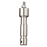 M10 Male TV Spigot (Steel - EURO Spec)