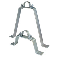Doughty Pipe wall bracket Various sizes